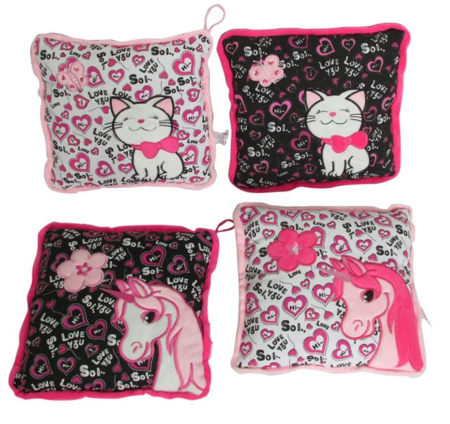 Sweet Girly Pillow